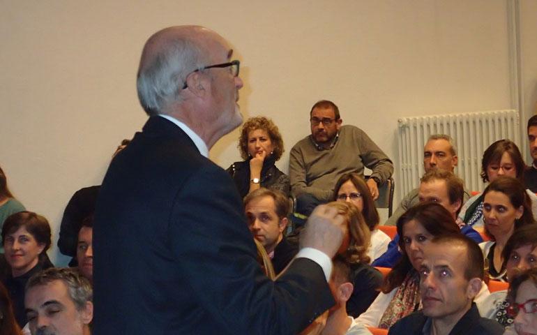 Educant de Cara al Futur, Juan José Javaloyes, formació pares
