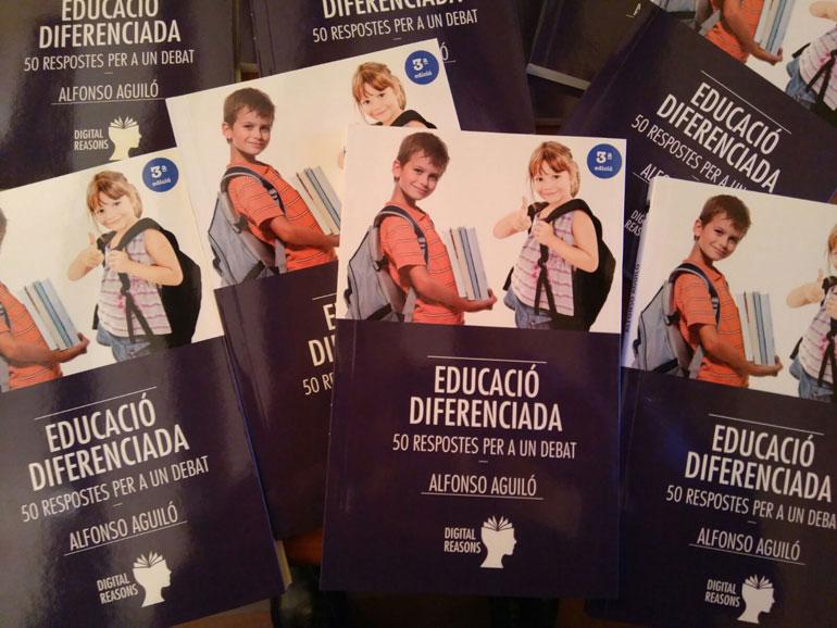 Educació diferenciada, Alfonso Aguiló