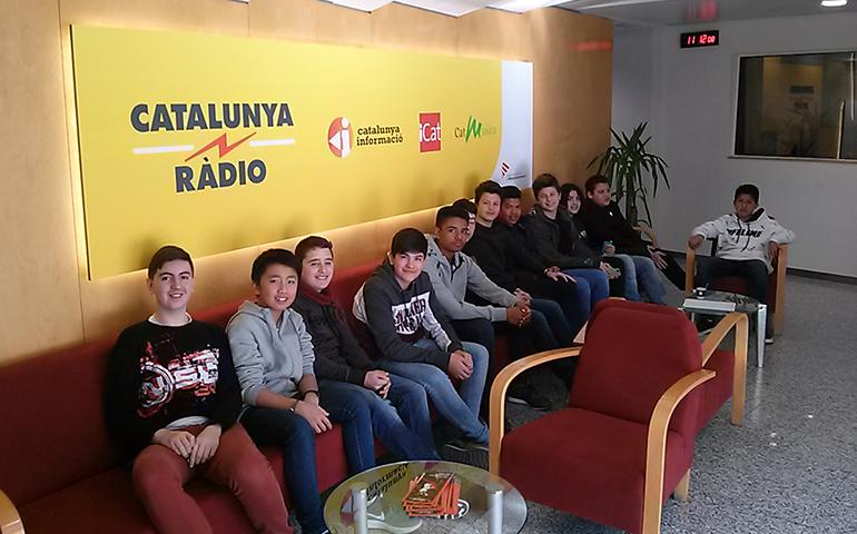 Catalunya Ràdio 3r d'ESO