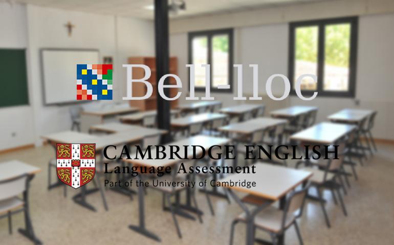 Molt bons resultats als exàmens de Cambridge