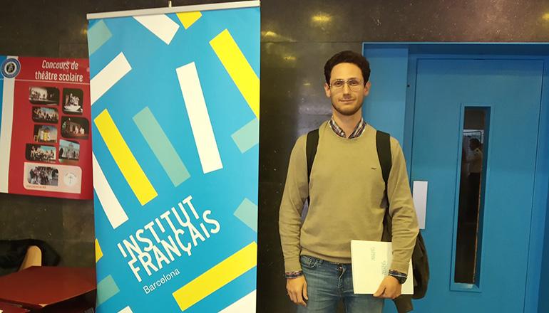 Formació a l'Institut Français de Barcelona