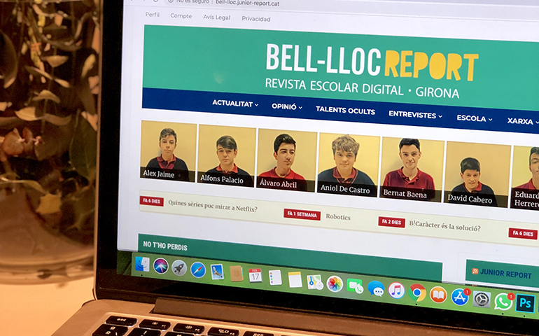 Bell-lloc Report, la Revista Digital de Bell-lloc