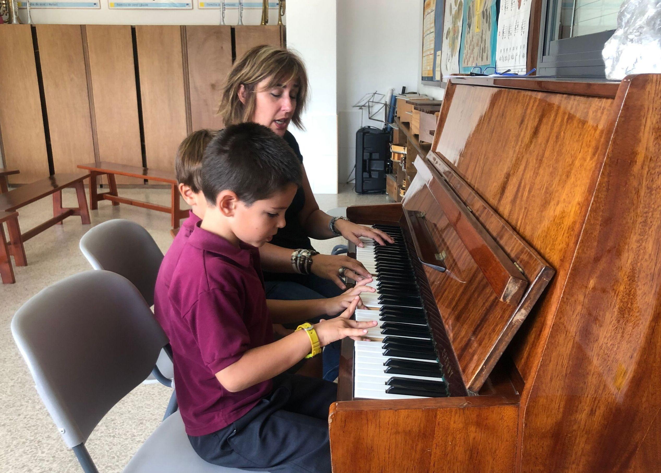 Extraescolar de piano