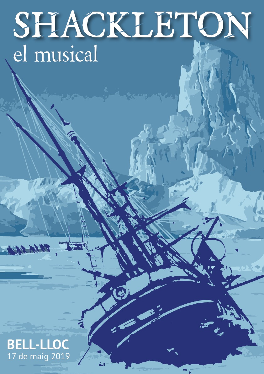 musical shackleton