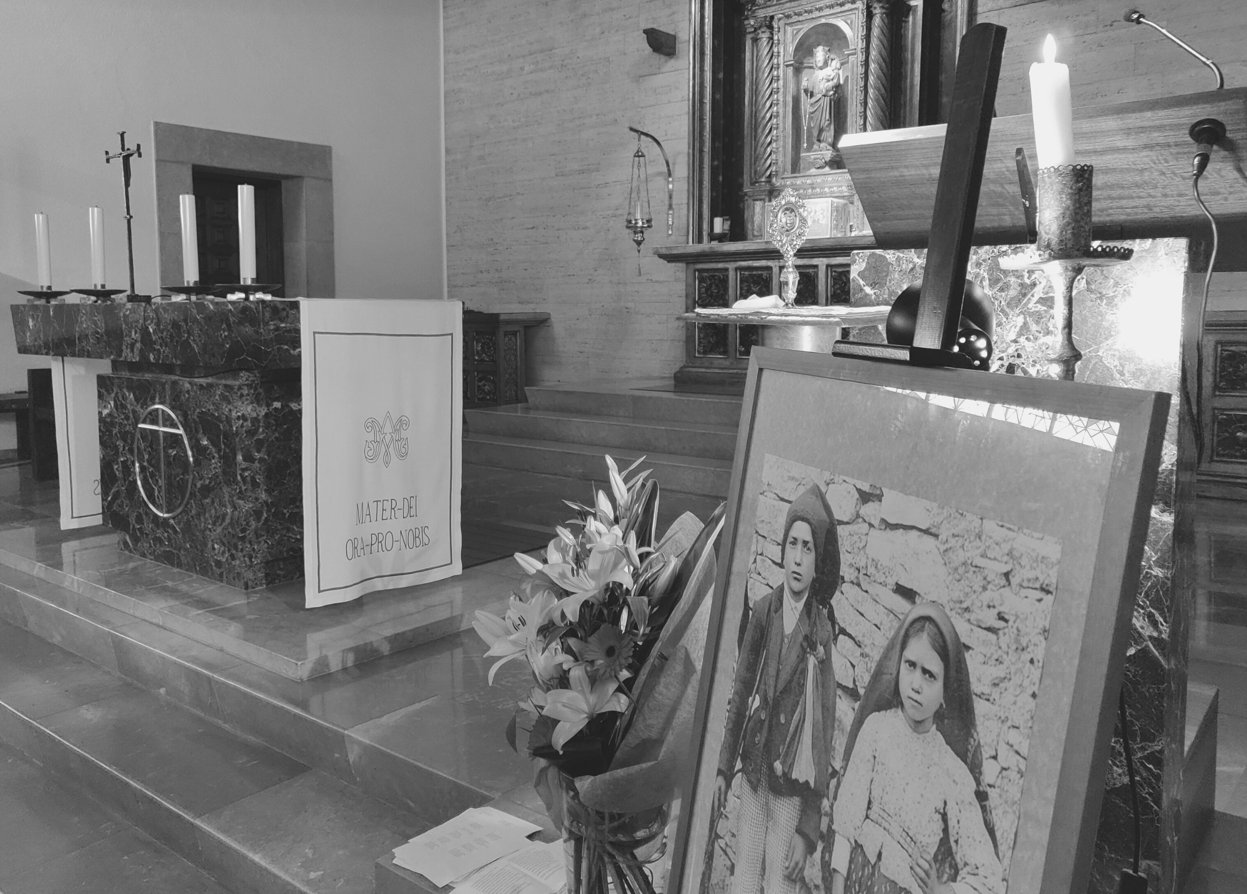 Les relíquies dels Sants Pastorets de Fàtima a Bell-lloc