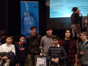 Premis Ramón Vidal Besalú