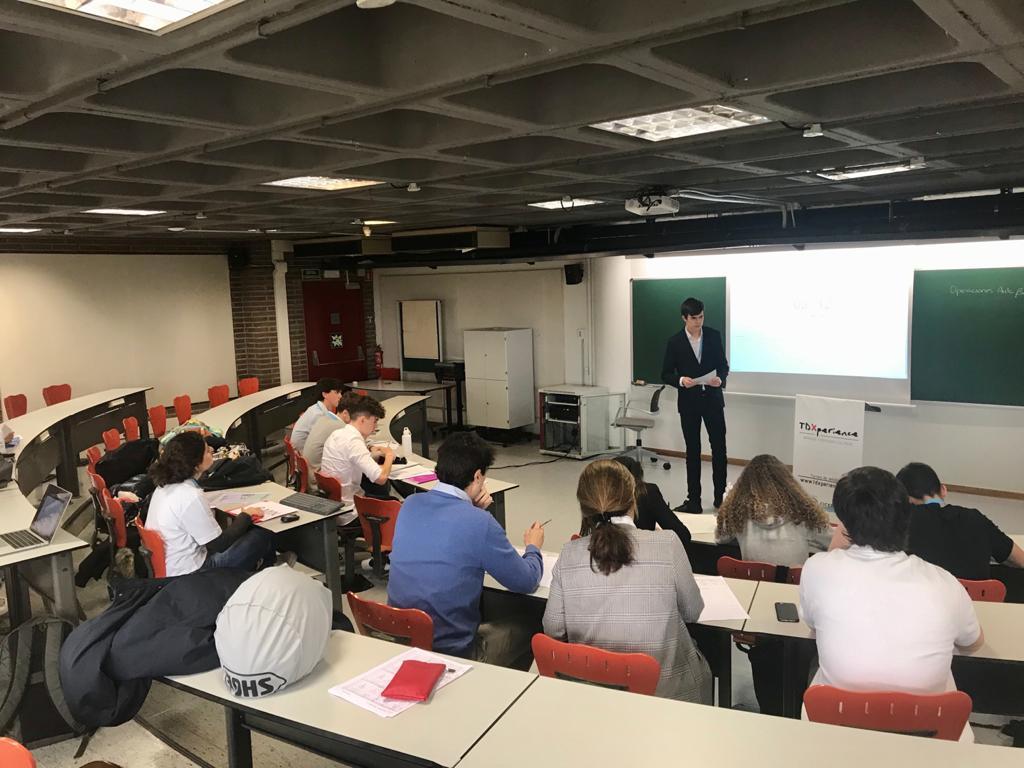 Torneig Debat a la UIC-Barcelona